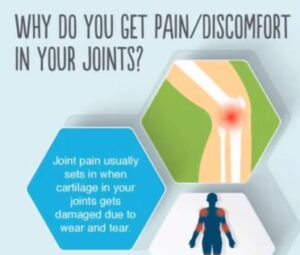 Why do Joints pain?